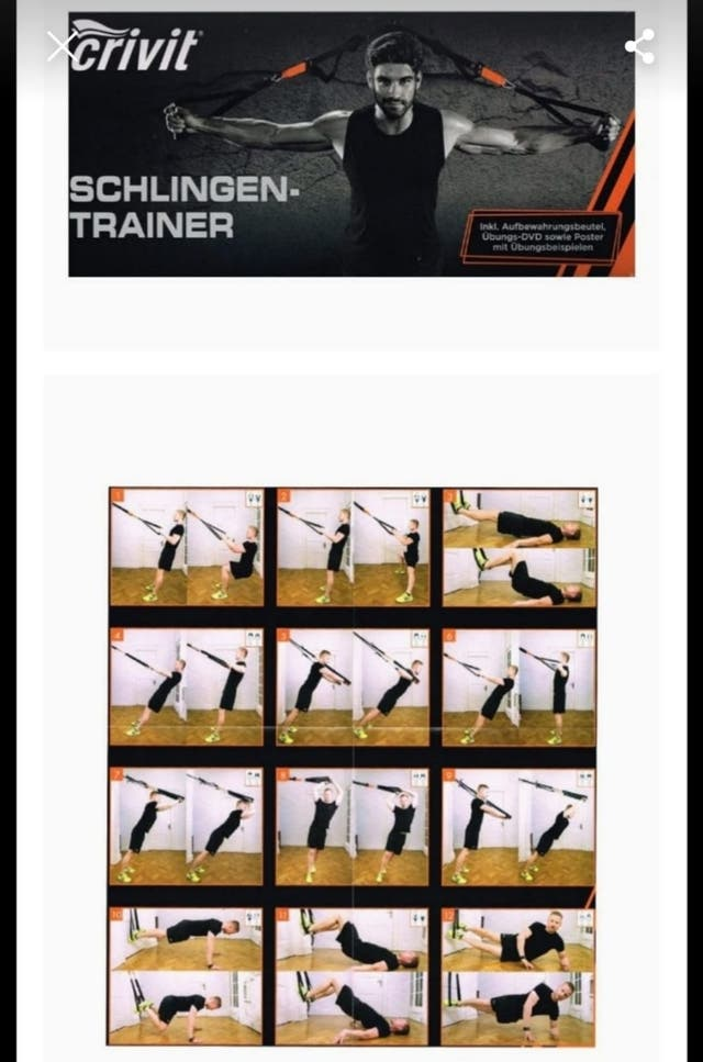 Suspension trainer