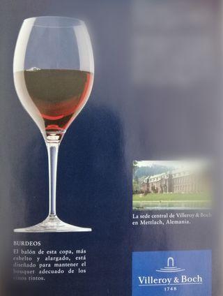 Copas Vino (6) Villeroy & Boch