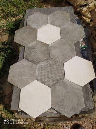 azulejo hidráulico