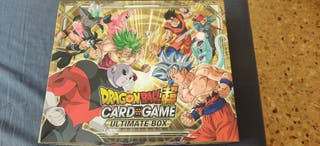 dragón ball card Game ultimate box