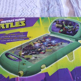 Pinball tortugas ninja