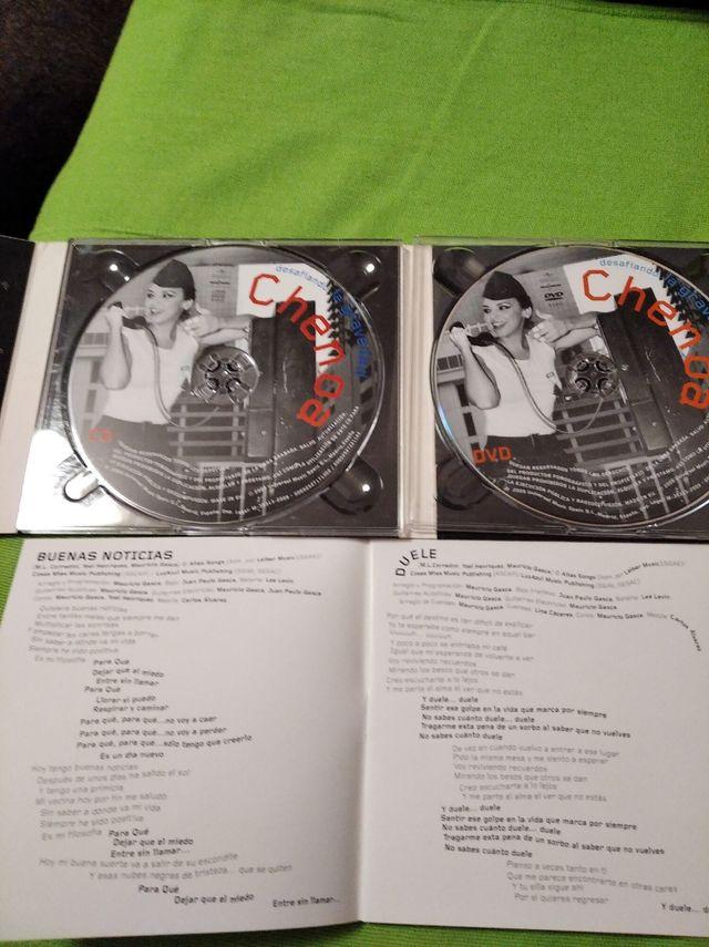 Disco colección Chenoa