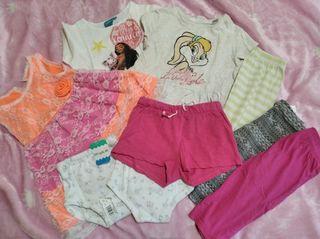 Pack ropa niña 1 a 2 años