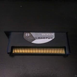DS Lite RAM Rumble Pack