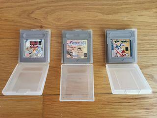 Juegos Game Boy