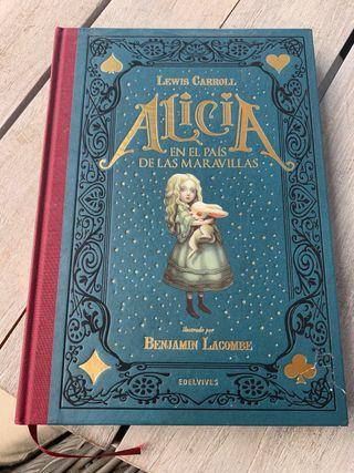 Libro Alicia en el país de las maravillas
