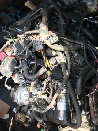 Motor golf 4 1.8 145cv