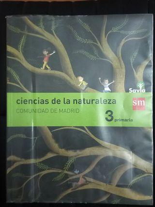 Ciencias de la Naturaleza 3 Primaria SM