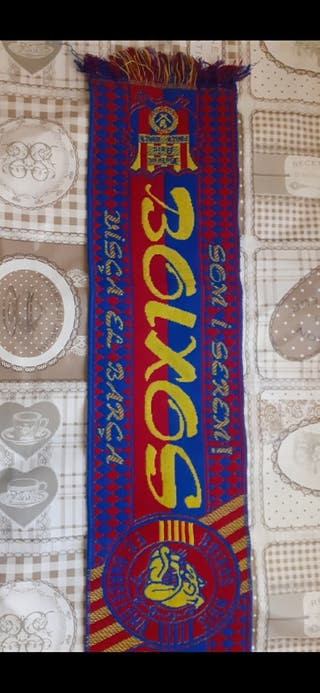Bufanda BOIXOS NOIS. FC Barcelona