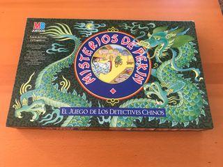 Misterios de Pekín. MB. Primera edición.