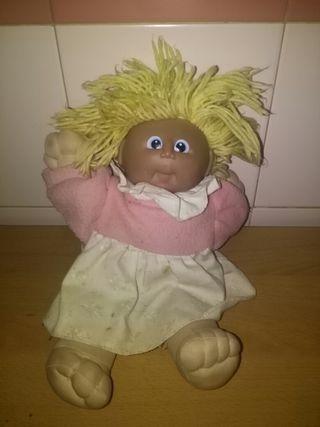 muñeca repollo