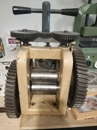 laminadora plancha de metal
