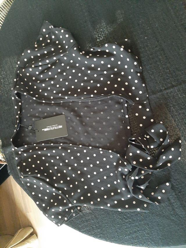 Bodysuit with blazer