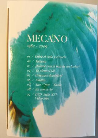 MECANO 1982-2009