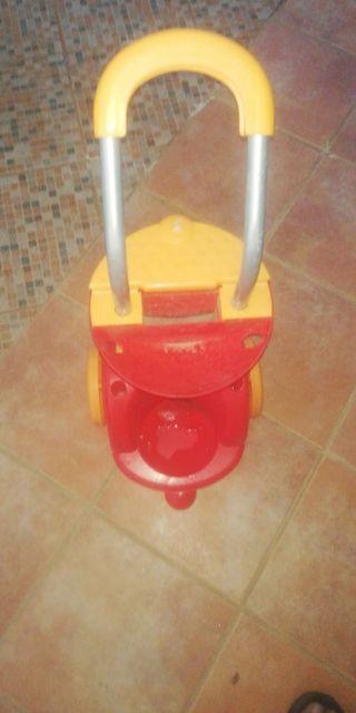 carrito limpieza sin accesorios