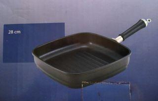 BergHOFF a estrenar sartén parrilla grill 28 cms.