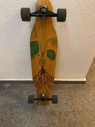 Longboard Loaded flex 2 Bamboo