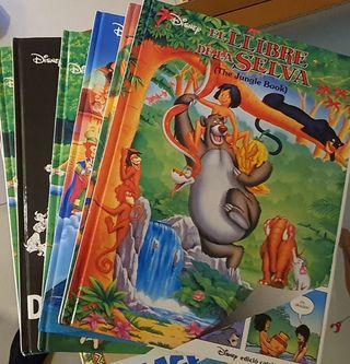 Colección cuentos infantiles catalán ingles
