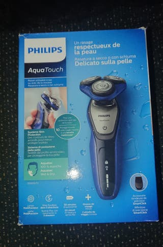 Afeitadora eléctrica AquaTouch