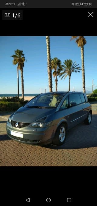 Renault Avantime 2003 2,2 dci diésel precio no negociable