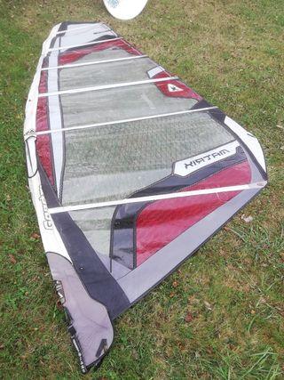 vela windsurf Gaastra Matrix 6.0