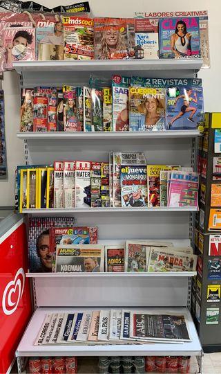 Estantería revistas
