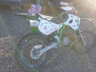 Kawasaki kdx 250 cross