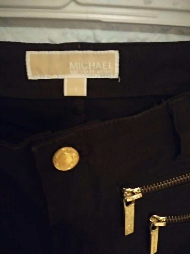 pantalón marrón MICHAEL KORS Talla S