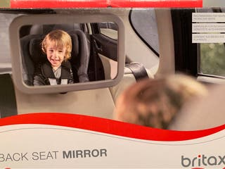 Espejo retrovisor bebé para coche