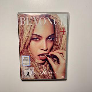 Dvd Beyoncé HD