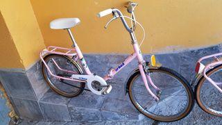 dos bicicletas orbea