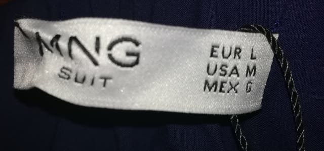 Nuevo MNG Suit