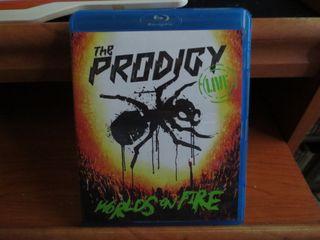 Prodigy Blu Ray y CD