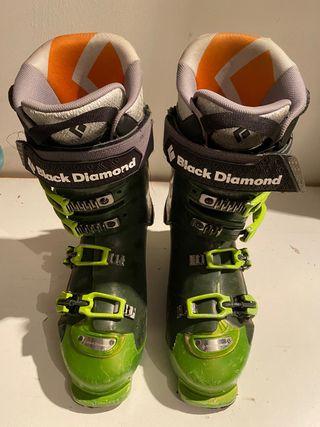 Botas Black Diamond T41 Alpino/Freeride/Travesía