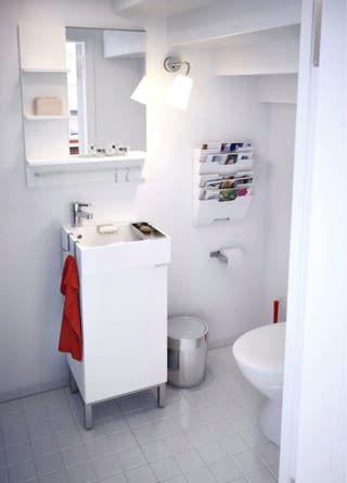 Espejo para lavabo de Ikea