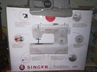 Máquina de coser Singer Tradition 2282 Nueva