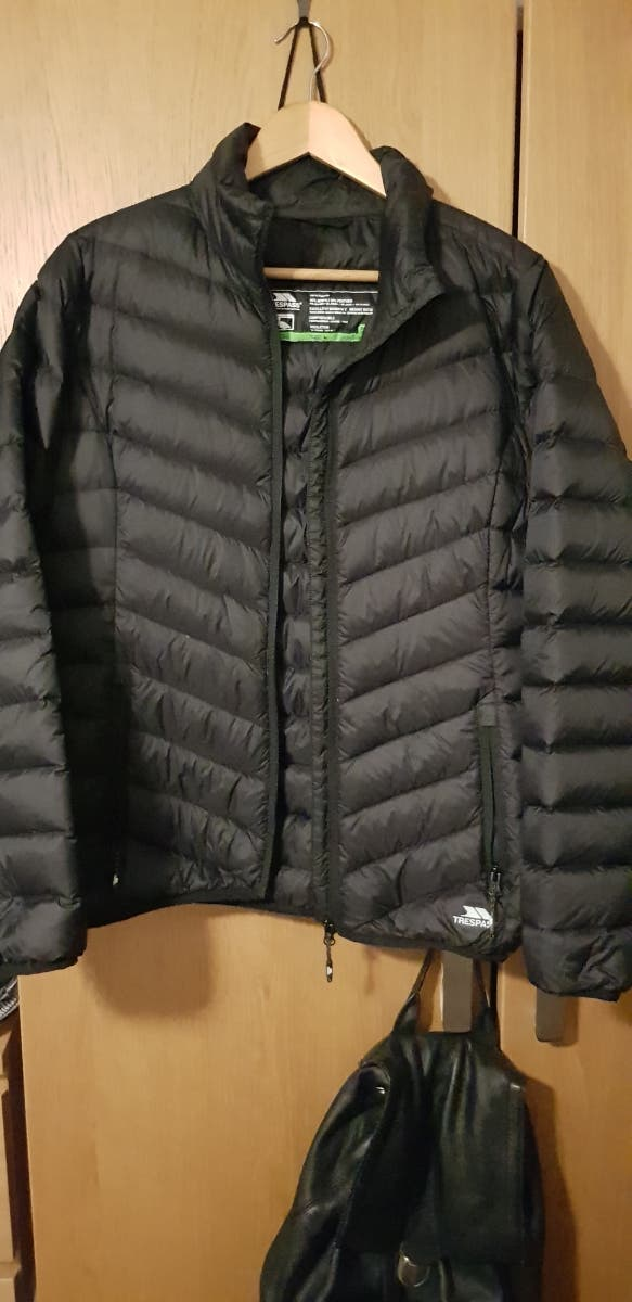 Unisex Goose Feather Jacket