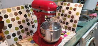 Kitchenaid Heavy Duty rojo. Accesorios.