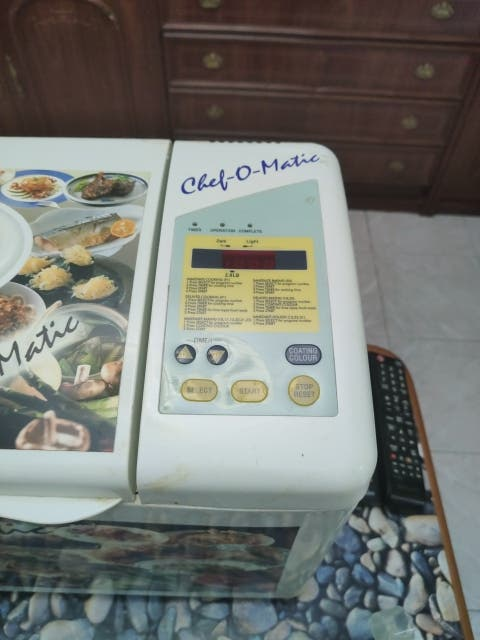 Robot de cocina Chef matic