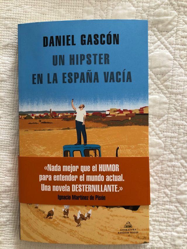 Un Hipster En La España Vacía De Daniel Gascón De Segunda Mano Por 10 En Zaragoza En Wallapop