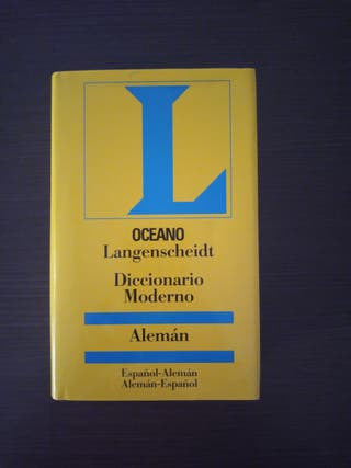 Diccionario de Alemán.