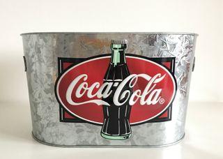 Botellero cubitera Coca-Cola