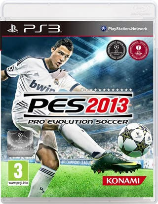 Juego PS3 PES 2013 PRO EVOLUTION SOCCER