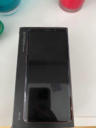 Samsung s9 64gb a medio uso