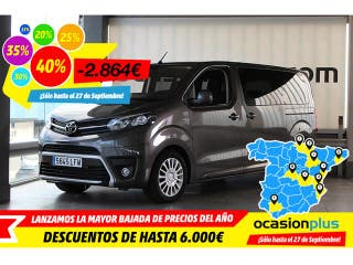 Toyota Proace Verso 2.0D SHUTTLE+PACK ACTIVE L2 AUTO 88 kW (120 CV)