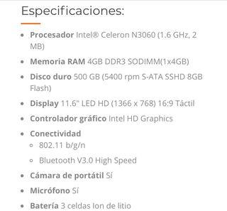 HP Pavilion x360 (Touch) PRECIO NEGOCIABLE
