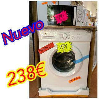 Lavadora y microondas Nuevos
