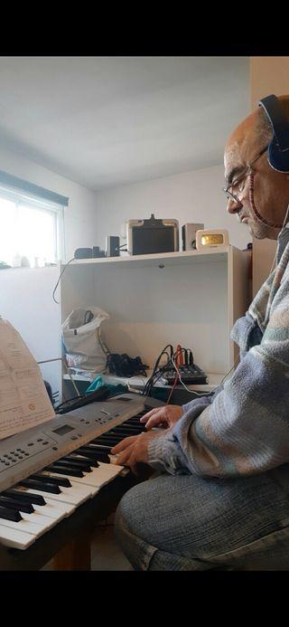 CLASES DE PIANO, ORGANO ELECTRICO Y TECLADO