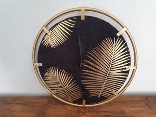 NUEVO - Reloj de pared tropical (37,5 cm)