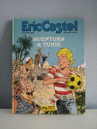 ERIC CASTEL Aventura a Tunis CATALÀ